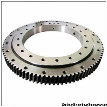 double row contact ball slewing bearing for shipyard crane
