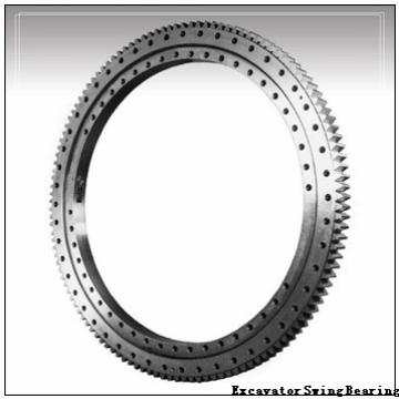 China Bearing Factory Cheap Center Inside Non Geared 100mm Slewing Bearing