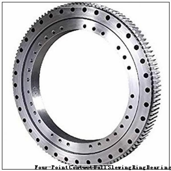 CRBF108ATUU crossed roller bearing with mounting holes #1 image