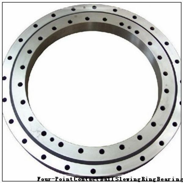 CRBF108ATUU crossed roller bearing with mounting holes #2 image