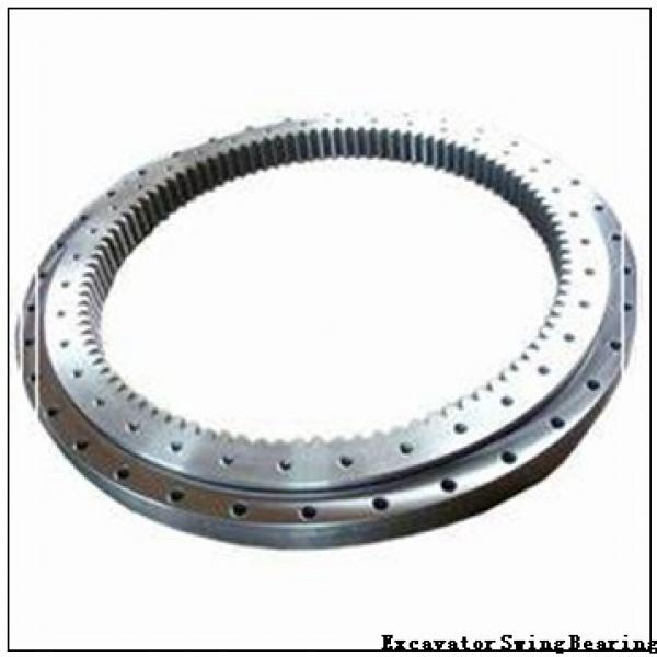 four point contact ball Rothe Erde slewing bearing #3 image