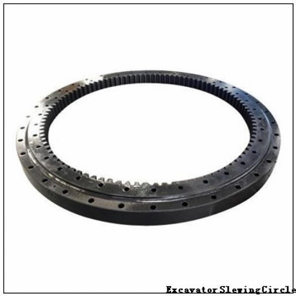 Four Point Contact Slewing Bearings with Internal Gear Rks. 161.16.1314 #2 image